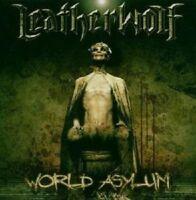 """LEATHERWOLF """"WORLD ASYLUM"""" CD NEUWARE!!!!!!!!!!"""