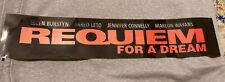 Requiem For A Dream Movie Mylar 5x25