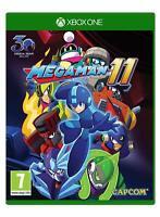NEW & SEALED! Megaman 11 Microsoft XBox One Game
