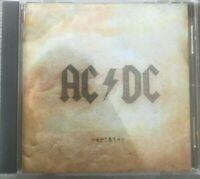 """AC DC : """"Rarities"""" (RARE CD)"""
