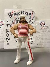 WWE Tugboat MATTEL Elite Series 44 100% MINT WWF COMPLETE  Typhoon WCW Shock