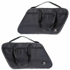 PANNIER LINERS BAGS LUGGAGE BAGS TO FIT TRIUMPH THUNDERBIRD COMMANDER SADDLEBAGS