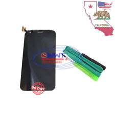 US STOCK for Asus PadFone 2 A68 Black Full LCD Screen w/ Digitizer+Tool ZXLS938