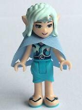 LEGO Naida Riverheart with Cape Skyras Castle Elves minifigure, 41078 New
