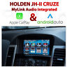 Holden / Chevy Cruze JH-II MyLink  Android Auto & Apple CarPlay retrofit pack