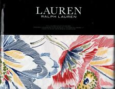 Ralph Lauren Isadora Full/Queen Duvet Cover Set 3pc French Cottage Floral Summer