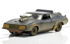 1:32 Ford XB Falcon Matte Black (Muddy) MAD MAX Slot Car - Scalextric C3983