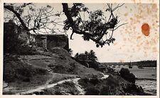 Mombasa Kenya Fort Jesus Scenic Real Photo Antique Postcard (J34894)