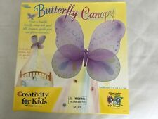 Creativity for Kids- Butterfly Canopy -UPC 092633132401