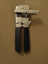 Hand Crank Can Opener By Fare Grove. Heavy Duty Durable Steel