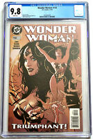 Wonder Woman #150 Adam Hughes Cover DC Comics 1999 CGC 9.8
