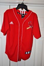 Adidas Albert Pujols St. Louis Cardinals MLB Jersey Size Youth Medium