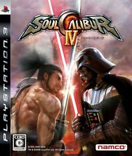 (Used) PS3 Soul Calibur IV [Import Japan]((Free Shipping))