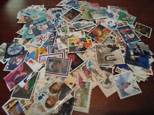 Collection lot 450+ different commemorative stamps of Great Britain