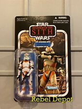 Star Wars Vintage Collection Clone Trooper (212th Battalion) VC38 New Unpunched