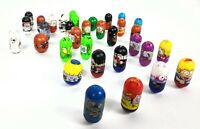 Mighty Beanz 2010 & 1 2004 Admiral Moose Beans Collection Huge Lot Of 33 Rare