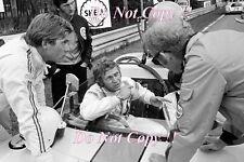 Steve McQueen Le Mans Film Ritratto Fotografia 1971 28