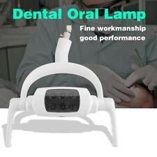 6 LED Dental Teeth Lamp Oral Light Induction Unit Chair Tool AC12V 6000K w/ Arm