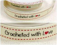 Printed Berisfords Sewing Grosgrain Ribbons & Ribboncraft
