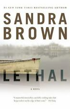 Lethal by Sandra Brown (2012, Paperback)