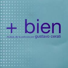 GUSTAVO CERATI - +BIEN [MUSICA DE LA PELICULA] NEW CD