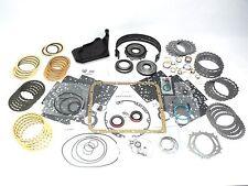 PRO GM 4L60E Transmission Rebuild Kit Molded Pistons & Deep Filter 1997-2003