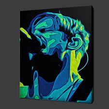 RE DI LEON ANTHONY MUSIC ART TELA ARTISTICA STAMPA SU TELA 50.8cmx40.6cm
