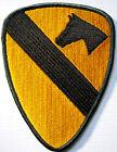 PATCH/ECUSSON USA - 1 DIVISION CAVALERIE US - MILITARIA -