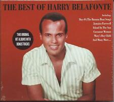 Harry Belafonte - The Best Of - Greatest Hits 2CD 2008 NEW/SEALED