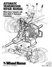Eaton Model11 HydrostaticAutomaticnTrans Repair Manual