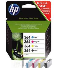 HP 364 para Photosmart B109a Impresora inyección de tinta cartuchos