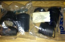 Switchcraft Conxall Mil-E-Qual CXS3106A2428P Cable Straight Plug Lot Of 2 #1539T