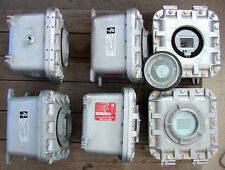 6 Pt Stereo Doppler Microwave Intruder Detector+Explosion Proof Kilark Enclosure