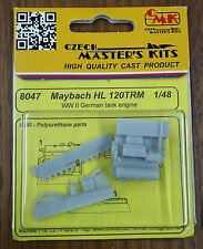 1/48 Resin Maybach HL120 TRM Engine Pz Kpfw III and IV CMK #8047 Factory Sealed