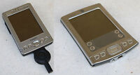 Dell Pocket PC Axim X3 + Palm Tungsten PDA MIXED Lot Clean No Power Untested