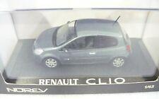 Norev 517532, Renault Clio 3, anthrazit metallic, 1/43, NEU&OVP