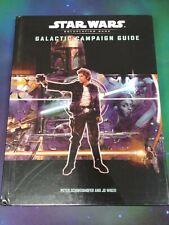 Star Wars RPG Galactic Campaign Guide Hardcover