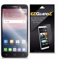 1X EZguardz LCD Screen Protector Shield HD 1X For Alcatel Onetouch Allura