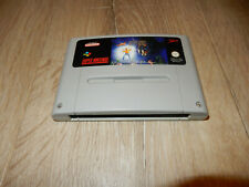 PAL SNES: Another World Loose Game Super Nintendo