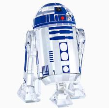 New In Box Swarovski Crystal Disney Star Wars R2-D2 Droid #5301533