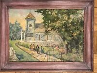 Modern British - 1950's Signed Oil