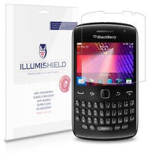 iLLumiShield Anti-Bubble/Print Screen Protector 3x for BlackBerry Curve 9360
