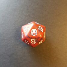 Magic the Gathering Darksteel Spindown Life Counter Mint Condition Red and Blue
