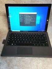 New listing Microsoft Surface Pro 3 4gb Ram 128Gb Ssd Laptop Tablet W/ keyboard.