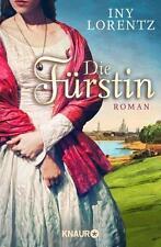 Die Fürstin  Iny Lorentz Historischer Roman ++Ungelesen++