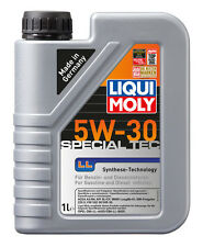 LIQUI MOLY Special Tec LL Synthetic Technology Engine Oil 5W-30 1L