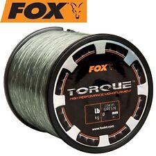 (0,02€/1m) Fox Torque line low vis green 700m 0,42mm 11,73kg - Karpfenschnur