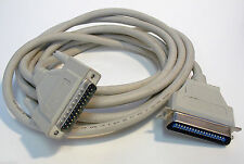 PRINTER CABLE - 10' PARALLEL IEEE 1284 - MALE TO male ft