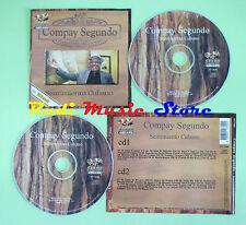CD COMPAY SEGUNDO Sentimiento cubano 2004 eu 2 cd STARS GALLERY(Xs2)no lp mc dvd