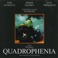 The Who Quadrophenia Live in New York City 1996 Gary Glitter Billy Idol 2 CD Set